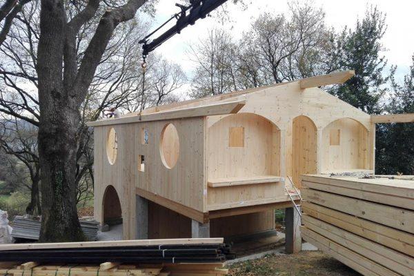 Casas ecológicas en Ecohouse 14004