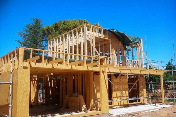 Casas ecológicas en Ecohouse 14007