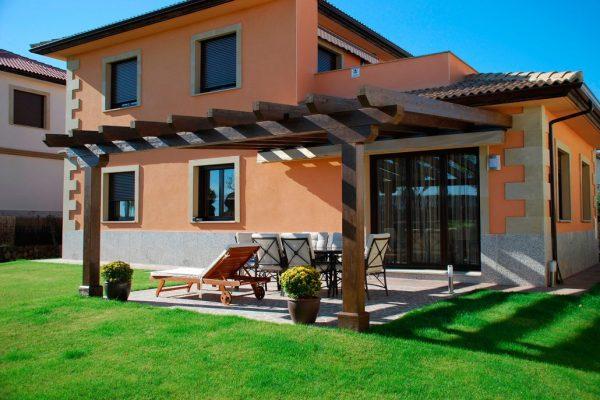 Pérgolas, Porches y Cenadores en Albura Madera 13768