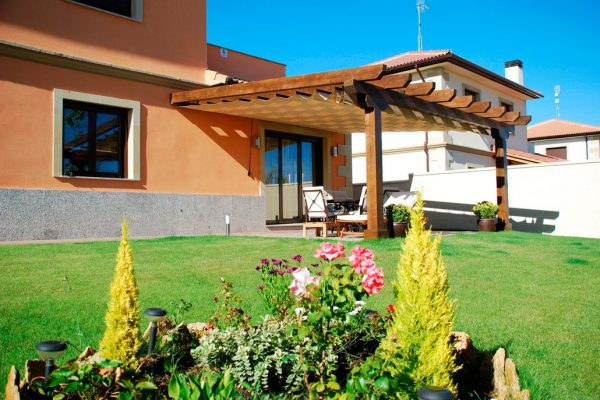 Pérgolas, Porches y Cenadores en Albura Madera 13769