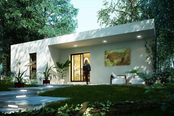 Casas modulares en CMERA 13800