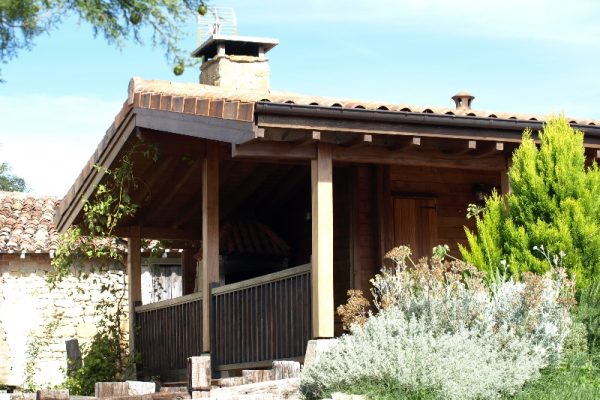 Cabañas de madera en Eguretxe & Sanz 13896