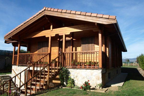 Cabañas de madera en Eguretxe & Sanz 13898