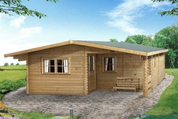 Cabañas de madera en EuroCasetas 13920
