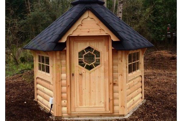 Casetas de madera en EuroCasetas 13912