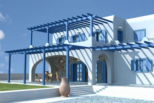Pérgolas, Porches y Cenadores en Aluminco 13749