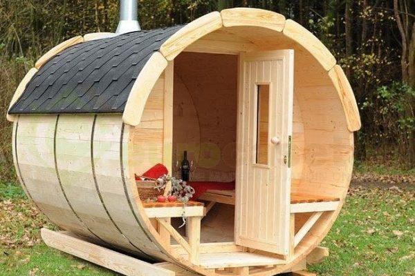 Cabañas de madera en EuroCasetas 13922