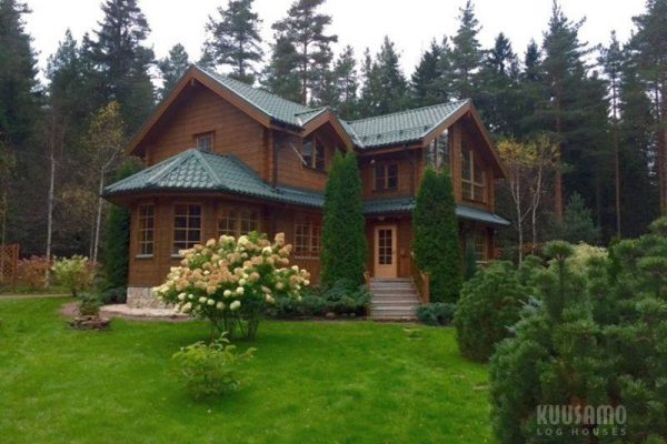 Casas de madera en Kuusamo Log Houses 13988