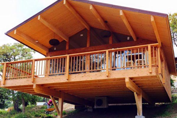 Cabañas de madera en Natura y Confort 16693