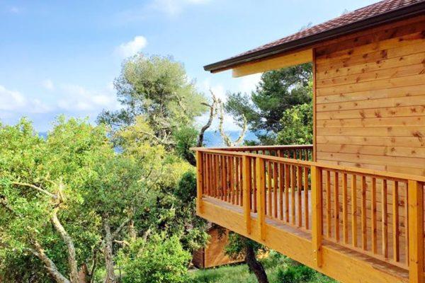 Cabañas de madera en Natura y Confort 16694