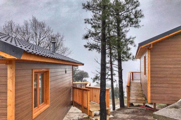 Cabañas de madera en Natura y Confort 16701