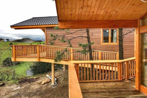 Cabañas de madera en Natura y Confort 16703