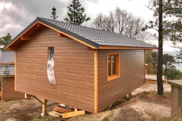 Casas de madera en Natura y Confort 16679