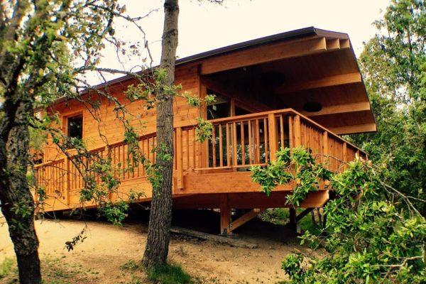 Cabañas de madera en Natura y Confort 16695