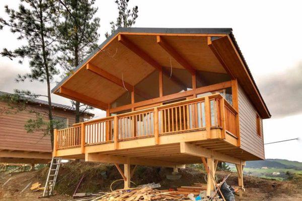 Casas de madera en Natura y Confort 16680