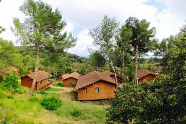 Cabañas de madera en Natura y Confort 16696