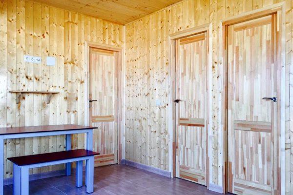 Cabañas de madera en Natura y Confort 16713