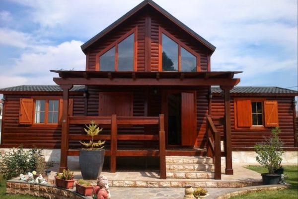 MCCM Casas en Cabañas de madera 17779