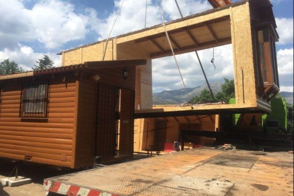 MCCM Casas en Cabañas de madera 17784