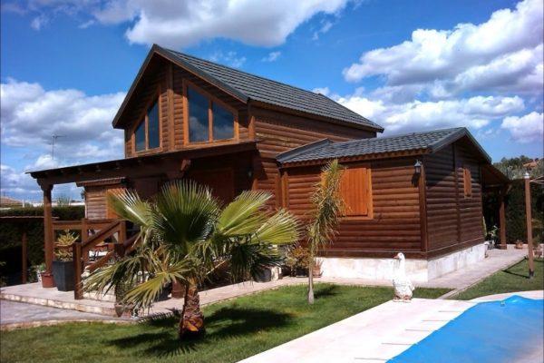 MCCM Casas en Cabañas de madera 17768