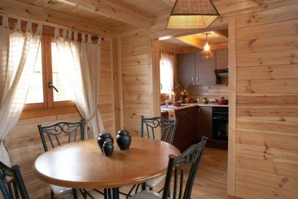 MCCM Casas en Cabañas de madera 17769