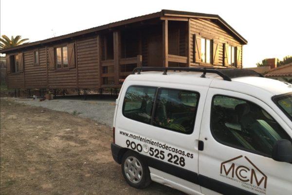 MCCM Casas en Cabañas de madera 17773